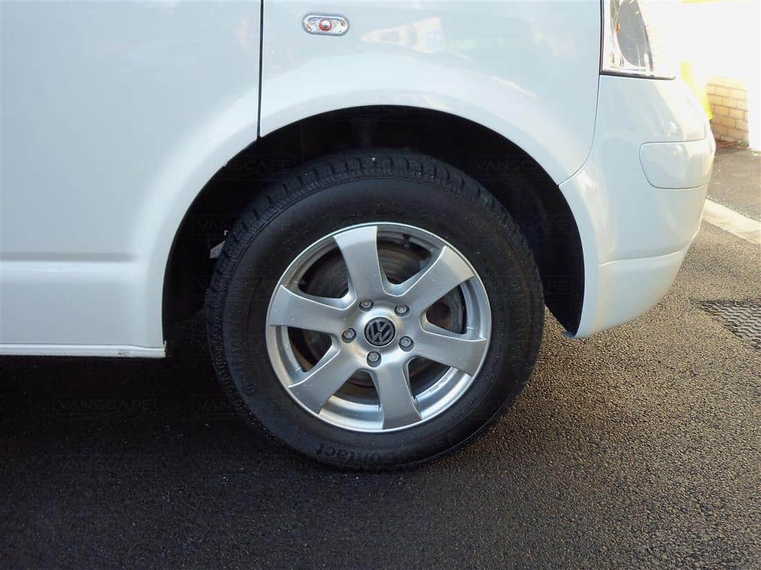 VW conversions alloy wheels