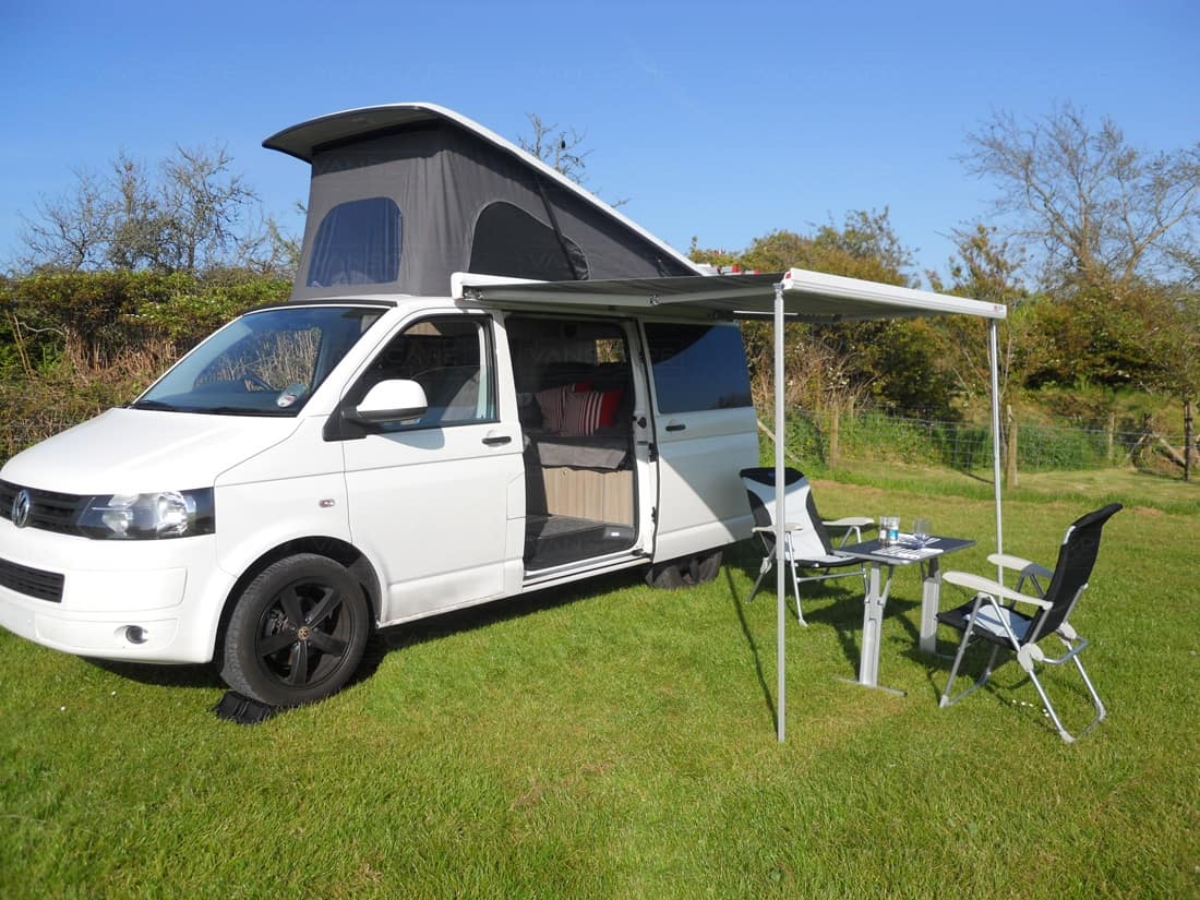 Vw Campervan Accessories >> Van Canopy Awning & TRUCK CAMPER