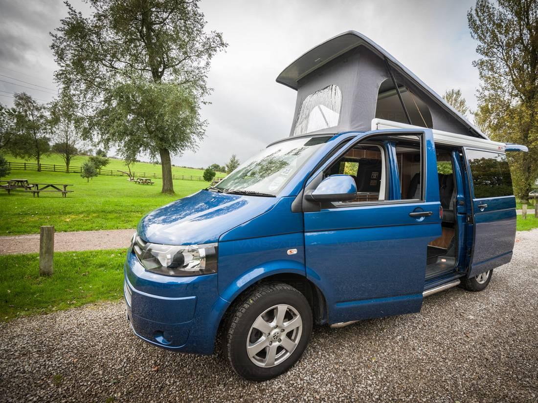 Campervan conversions Scafell