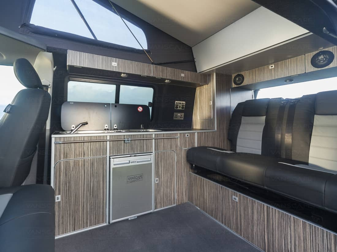 Vw Campervan Conversions Flexible Conversion Options
