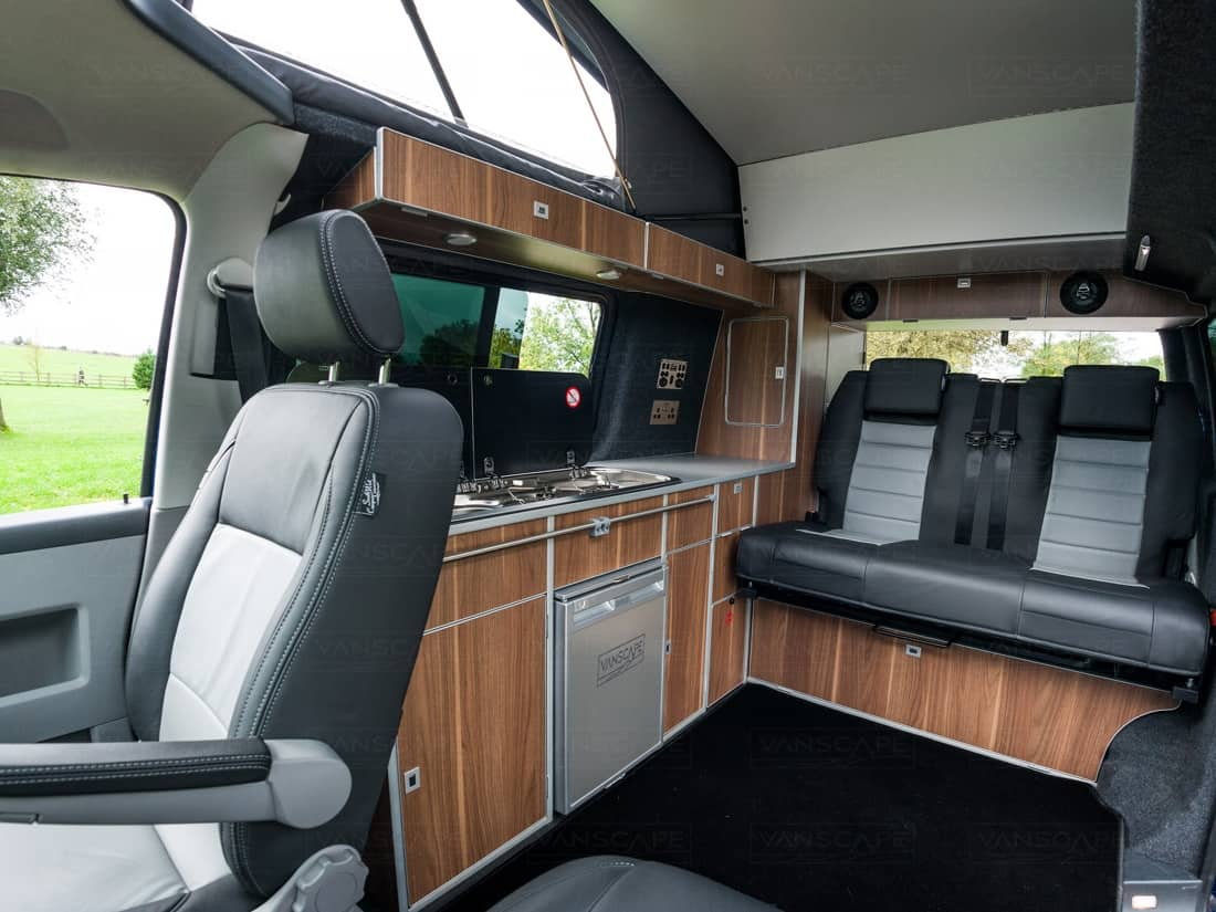 Campervan conversions Scafell