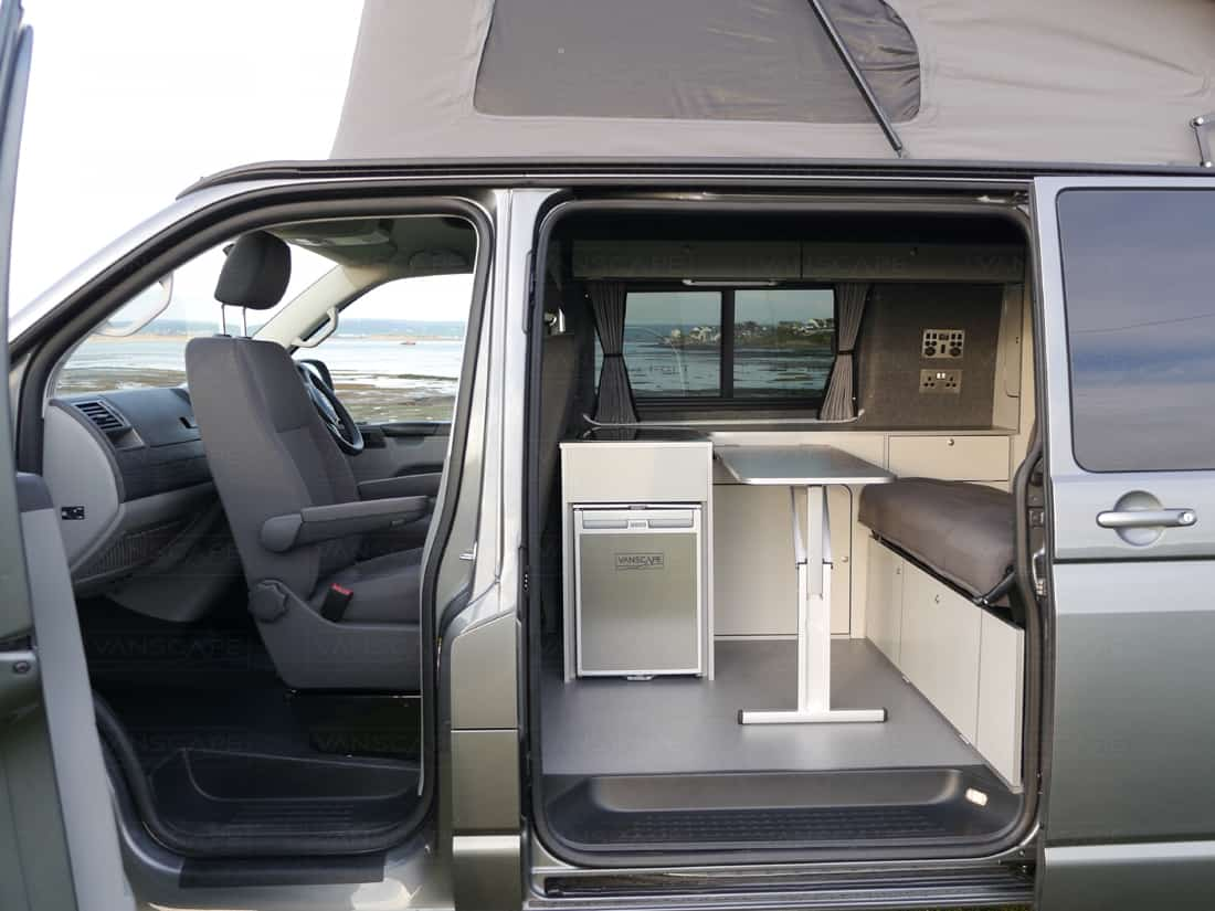 Vw Campervan Accessories >> The Ben Nevis VW Campervan Conversion is one of our most popular