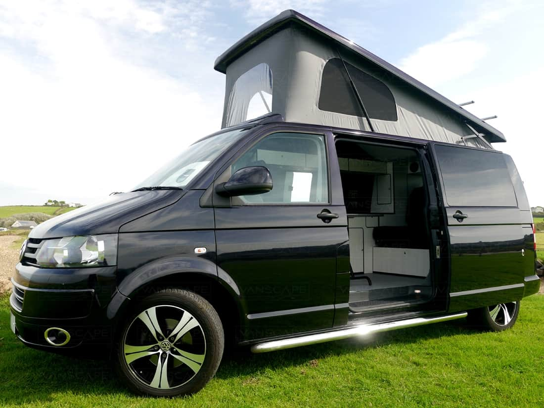 Vw campervan conversions Scafell