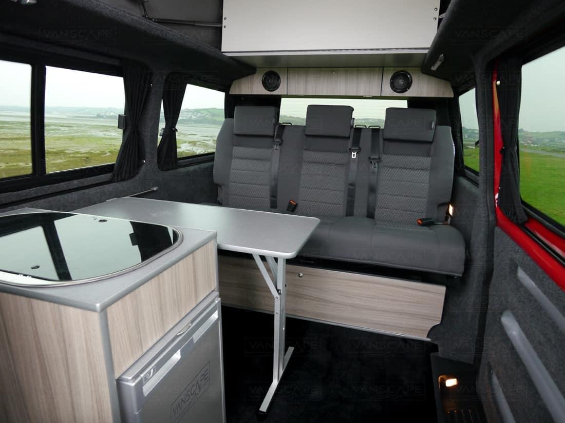 Vw transporter conversions Tryfan
