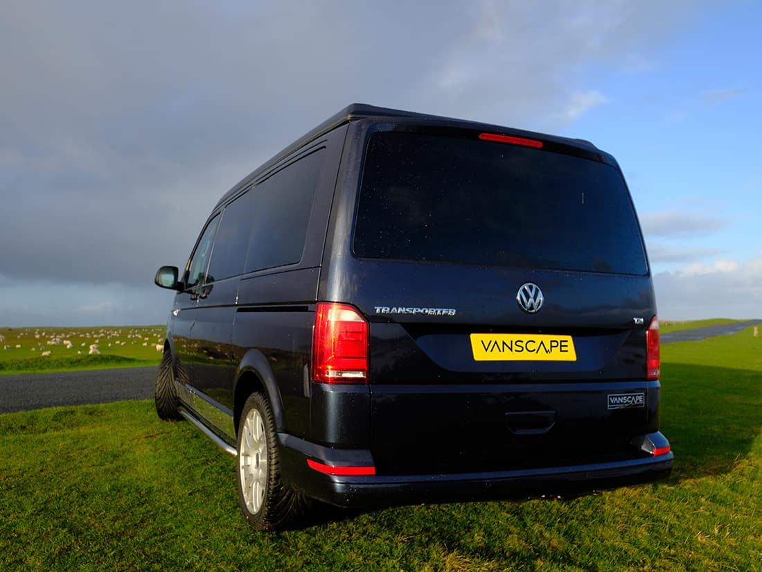 BRAND NEW VW T6 HIGHLINE EURO 6 150BHP STARLIGHT BLUE ...