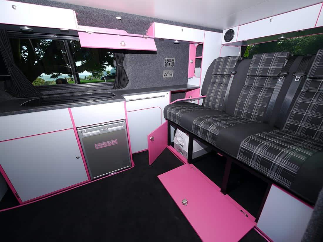 Garden Pink Internals Conversion